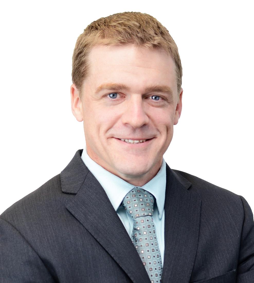 Gavin Preston,<br>CFA